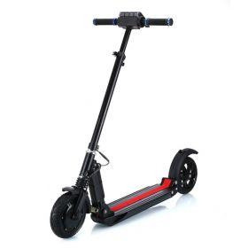 სკუტერი - Scooter H8  bicycle (Solidtire, 350W*1, UL charger, front suspension, Stand bracket)